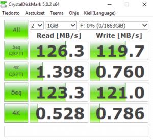 2TB NTFS