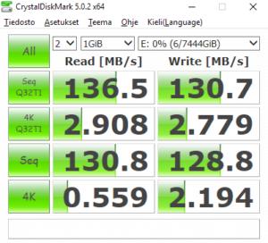 2x3TB+2TB NTFS SS