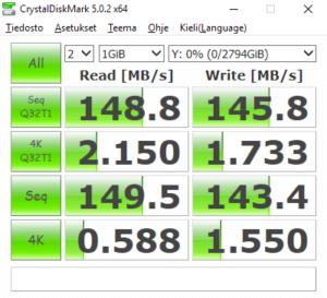 3TB NTFS