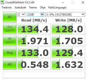 3TB NTFS SS