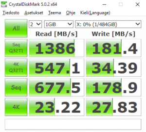 Intel 910 quad SSD SS Parity